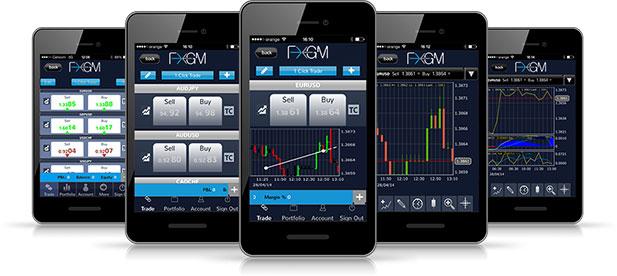 FXGM forex broker