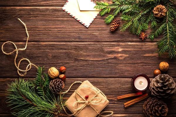 Arredo e decorazioni Natale per casa piccola