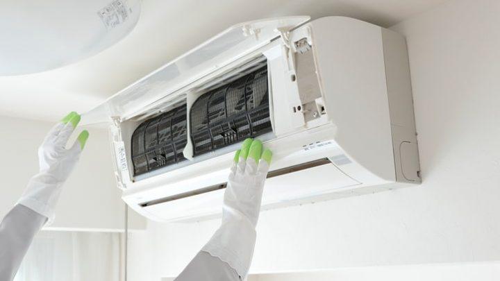 Pulizia e manutenzione del condizionatore